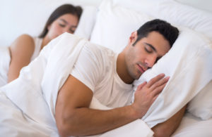 Snoring disrupts sleep and health. Learn about sleep apnea in Huber Heights and its effects on everyday life from James Striebel DDS.